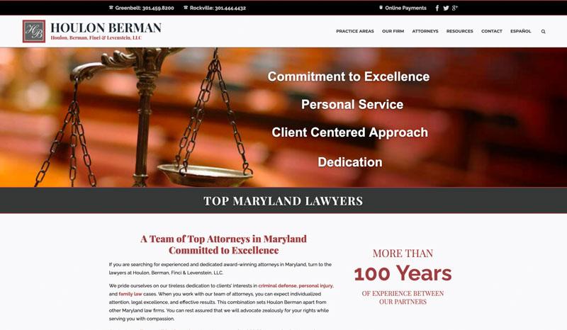 Houlon Berman Website