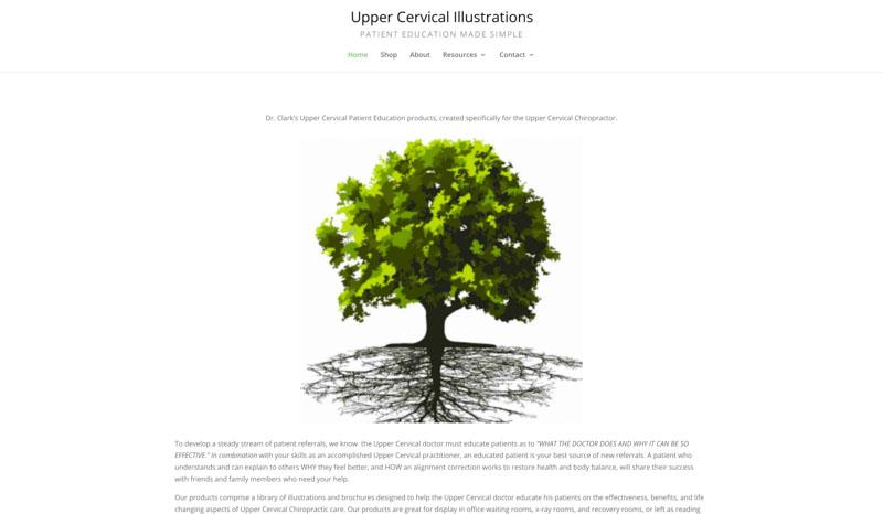 Upper Cervical Website