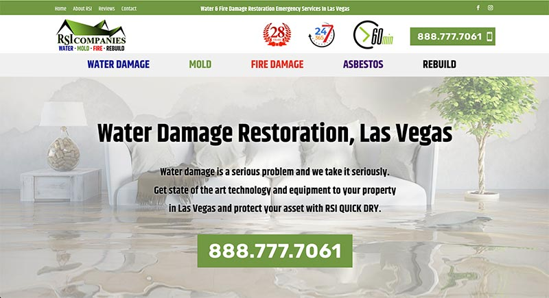 RSI Companies Website